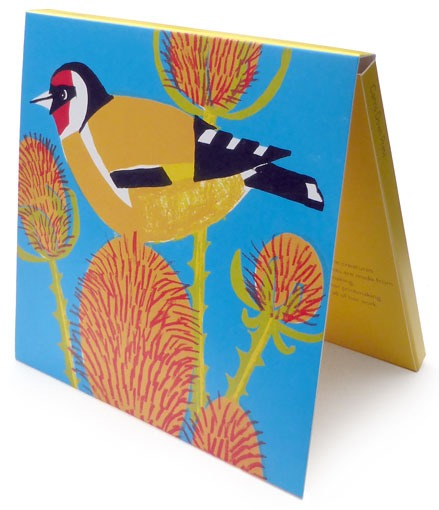 Notecards: Goldfinch and Jenny Wren