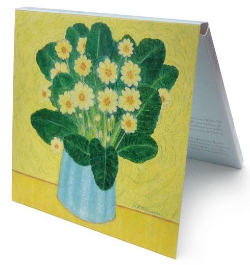Notecards: Antrim Primroses and Carnations