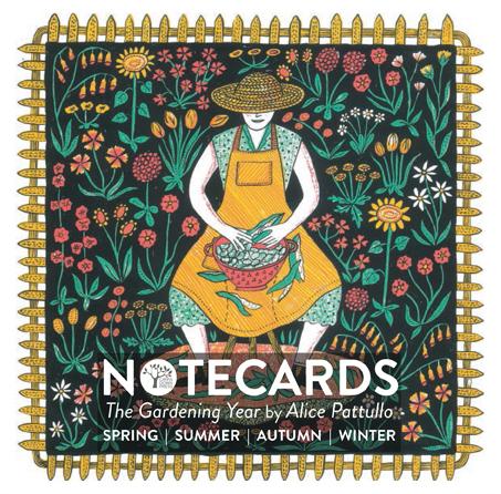 Notecards: The Gardening Year Notecard Set SUMMER