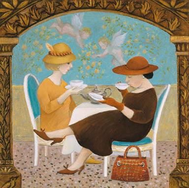 Tea in Venice. Duet