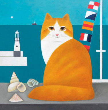 Harbour Cat