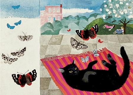 Darius and Butterflies
