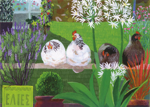 Harriet's Hens