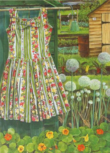 Gardener's Favourite Dress