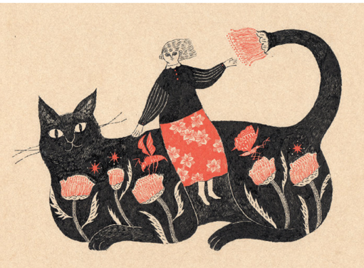 Whimsy of a Cat