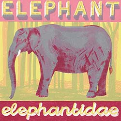 E is for Elephant, trunk, tail and tusk