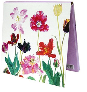 Notecards: Anemones & Tulips