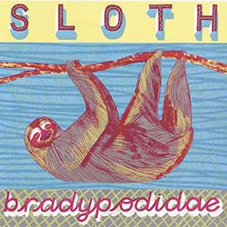 S is for Sloth, who smiles while asleep