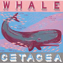 W is for Whale, the biggest of all
