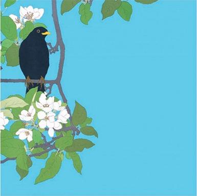 Blossom with Birds