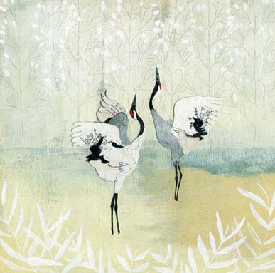 Hokkaido Cranes
