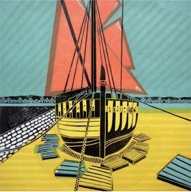 Barge Boat, Topsham