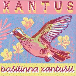 X is for Xantus, so quiet and small