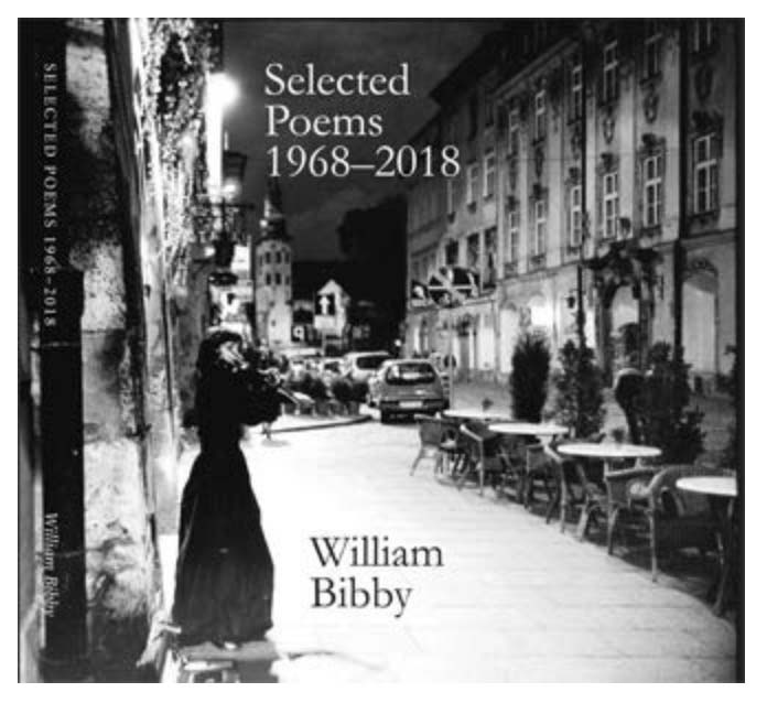 selected poems book cover william bibby