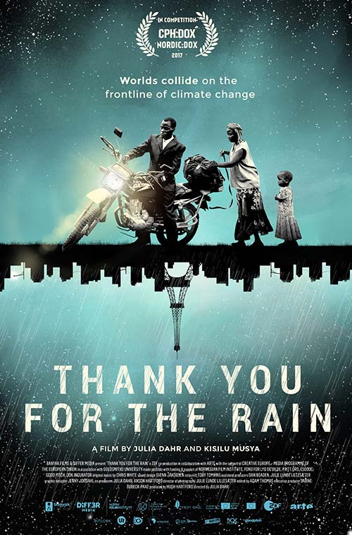 DVD: Thank You for The Rain
