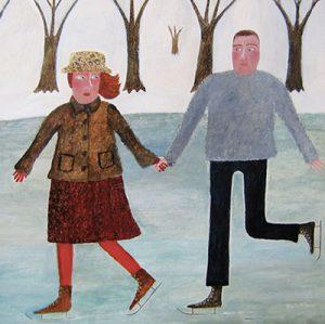 Sheila McInnes CHRISTMAS CARD PACK (5) Learning As We Go SKU: 46X/0